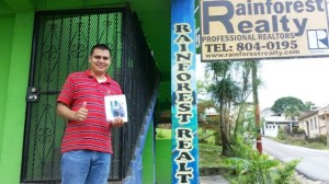 Belize Rainforest Realty closed in Honor of the Ladies