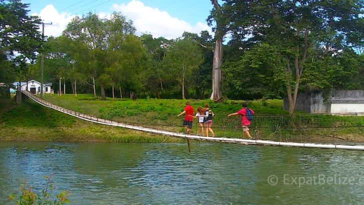 Mopan River Crossing