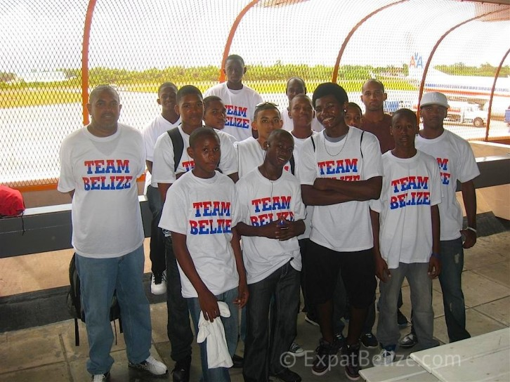 Belize Basketball Team