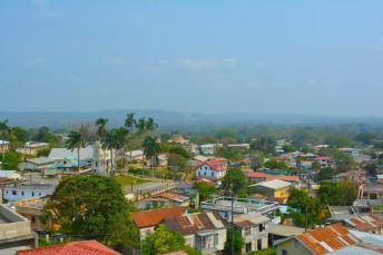 San Ignacio Town View