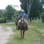 Belize Horseback Riding_Belizean cowboys