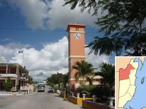 Orange Walk District of Belize