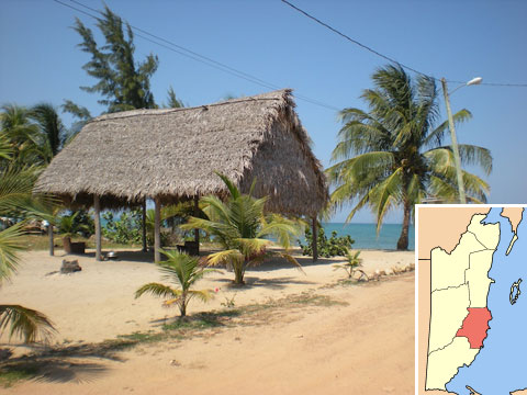 Stann Creek District of Belize