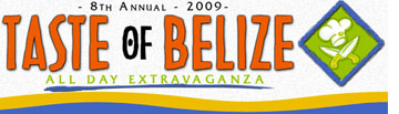 Taste of Belize Competition