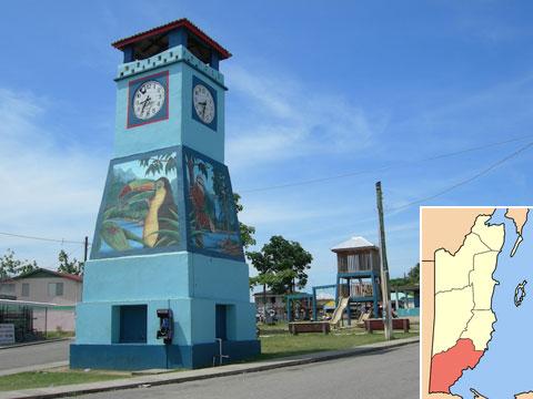 Toledo District of Belize