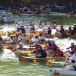 Rutamaya Belize Canoe Race