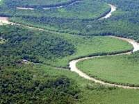 37 Acres Aerial View of Rio Grande River