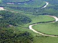 37 Acres Aerial View of Rio Grande River
