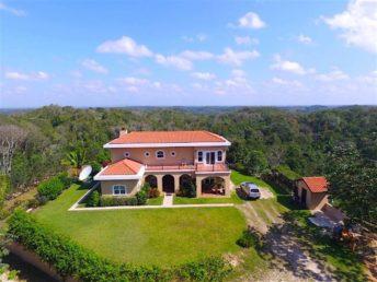 Belize Luxury Estate Property_South Side