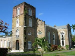 Churches in Belize