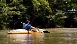 Kayaking in Belize 1