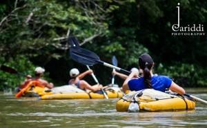 Kayaking in Belize 11