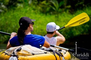 Kayaking in Belize 12