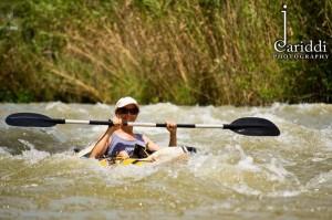 Kayaking in Belize 14