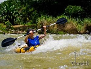 Kayaking in Belize 15