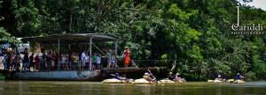 Kayaking in Belize 17