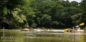 Kayaking in Belize 19