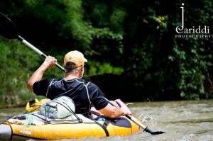 Kayaking in Belize 2