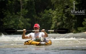 Kayaking in Belize 20