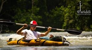 Kayaking in Belize 21