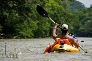 Kayaking in Belize 22