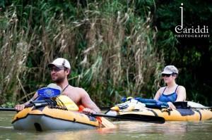 Kayaking in Belize 3