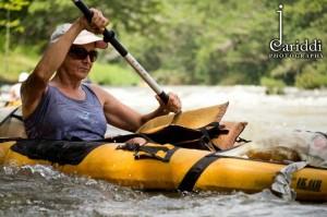 Kayaking in Belize 4
