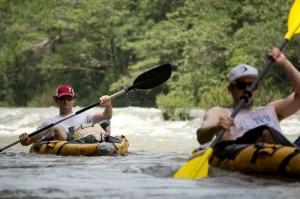 Kayaking in Belize 5