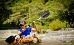 Kayaking in Belize 7